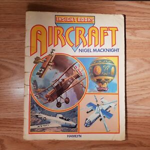 Aircraft-Insight-Books-by-MacKnight-Nigel-Book-The-Cheap-Fast-Free-Post