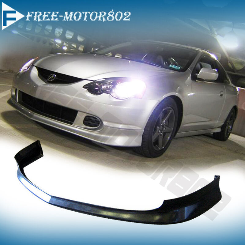 fits 02 04 acura rsx dc5 jdm tr type r front bumper lip. Black Bedroom Furniture Sets. Home Design Ideas