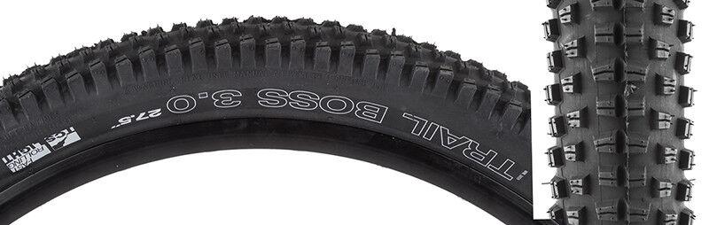 Wtb Trail Boss Tcs Luce Rapido rossoolamento Tire 27.5x3.0 Fr Pieghevoli