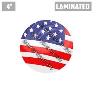"""1 Custom Thick Laminated Glossy 4/"""" 3M Premium Decal Sticker PUNISHER SKULL METAL"""