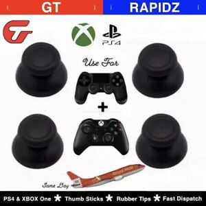Analogue-Replacement-Thumb-Sticks-Grips-Sony-PS4-amp-XBOX-One-Controllers-QUALITY
