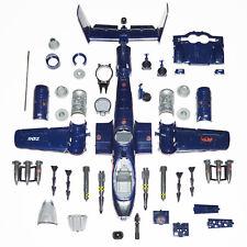 GI Joe Rattler jet RIGHT FUSELAGE PANEL Vtg part 1984 accessory Cobra g.i