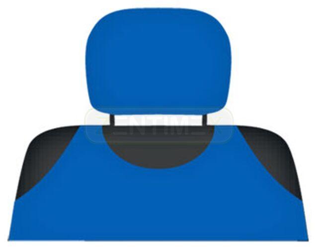 Sitzbezüge grau vorne ELE CITROEN C15