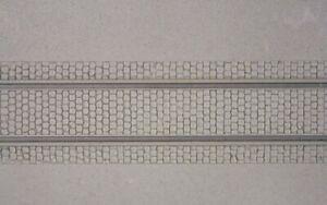 KIBRI-34125-routes-plaque-avec-voie-corps-L-20-x-L-12-cm-Piste-h0