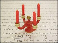 alter kleiner KERZENSTÄNDER KERZENHALTER HOLZ old wood CANDLEHOLDER candlestick