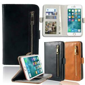 Flip-Cover-Wallet-Leather-Stand-Case-For-iPhone4-5-6-7-8-X-Ipod-Touch-3-4-5-6