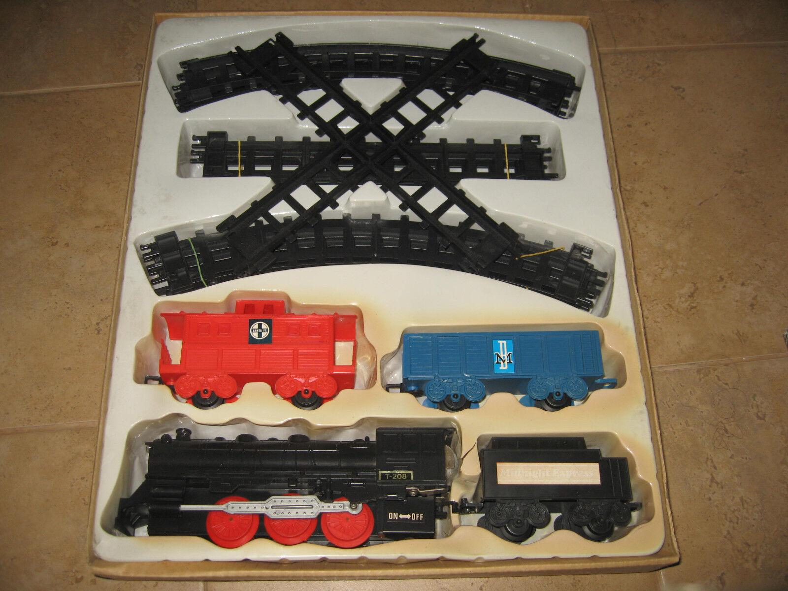 Enastående {65533; 65533;; Continental Train roach 65533;65533; gjort av Kamco Herregud Batteriet fungerar