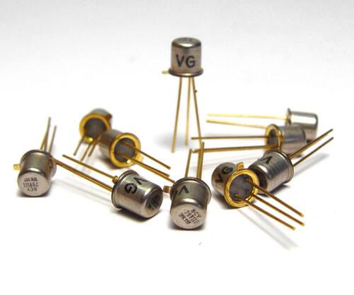 NOS 10x ORIGINAL TELEFUNKEN transistor bcy79 VIII//BCY 79 VIII VG