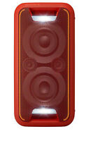 Sony Gtkxb5r Compact Hifi System Red