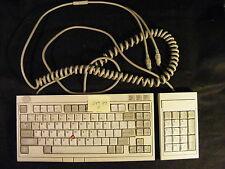 Vintage IBM/Lexmark 1984 Serial Keyboard 1379590 w/Numeric Pad 1379550 RARE