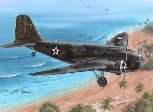 Special Hobby 1 72 Douglas B-18 Bolo '2nd Guerre Mondiale Service'