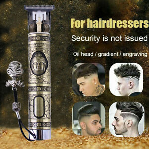 New-Electric-Pro-Li-T-outliner-Hair-Clipper-Trimmer-Haircut-Shaving-Rechargeable