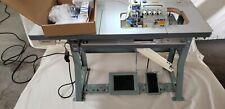 Juki 4 Thread Overlock Sewing Machine Withtable Amp Servo Motor Mo 6814s Complete