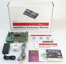 Texas Instruments Tmdsevm3730 Amdm37x Evaluation Module