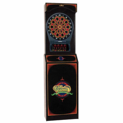 Arachnid Bullshooter Arcade Electronic Dartboard Cabinet w// Cricket Pro 650