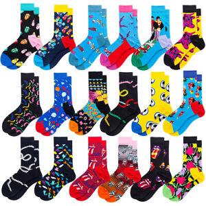 Men/'s Banana Socks EU 40-45 Pair Size: UK: 6.5-10 Fun Novelty Fruit Print