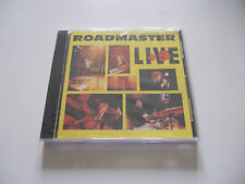 "Roadmaster ""Live + 5"" Iper rare selfproduced cd 1989 RDM Records  New & Sealed"