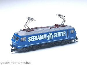 88473-Marklin-Z-scale-SWISS-Seedamm-Center-cl-446-RE-4-4-Electric-Locomotive