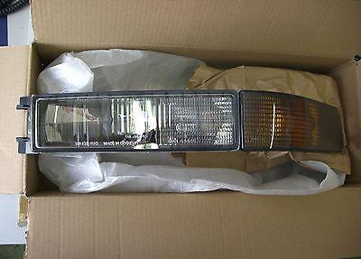 Original BMW e31 8er Leuchtband NEU 63111383177 Blinker Links Fahrerseite