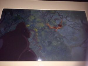 Tarzan Production Background auctioned at Sotheby's Lot Black Friday deal!