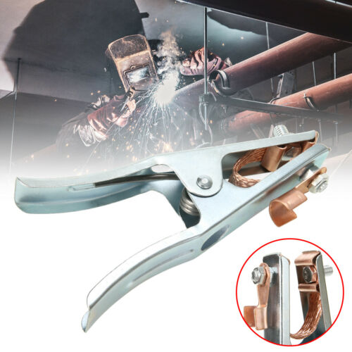 300Amp Earth Ground Clamp Welding Manual Welder for Professional Use 175mm Tool