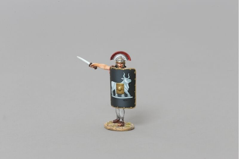THOMAS GUNN ROM015C - Centurion (9th Legion) Painted Metal