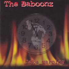 BABOONZ Take Warning LP (2003)
