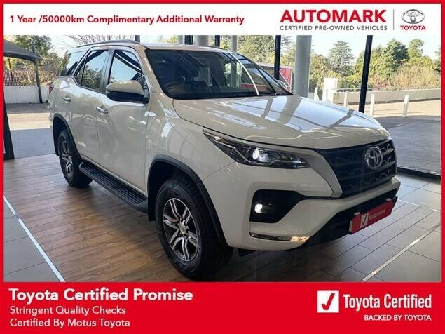 2021 Toyota Fortuner MY20.11 2.4 GD-6 Raised Body for sale!
