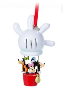 Disney Mickey Mouse Clubhouse Hand Balloon Christmas Ornament Minnie ...