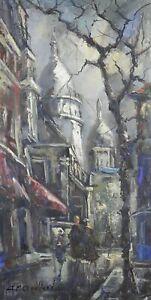 Jean-Marie-Couillard-1926-Large-Format-Montmartre-Paris-France-Nancy-Jandon