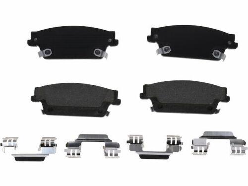 For 2004-2009 Cadillac SRX Brake Pad Set Rear API 31461DX 2005 2006 2007 2008