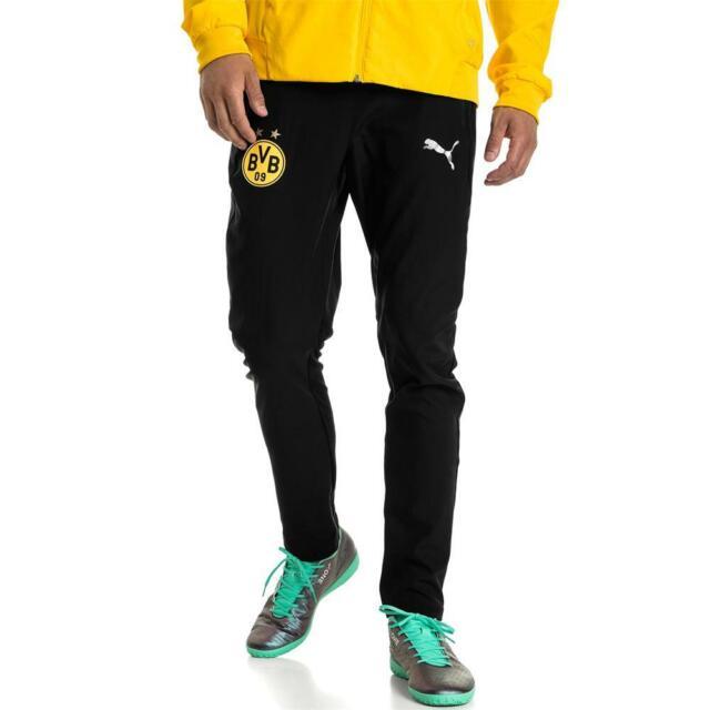 PUMA Borussia Dortmund BVB Leisure Shorts Herren Trainingshose 753734 12