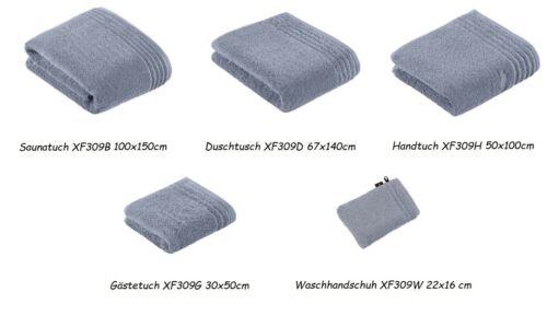 VOSSEN Vienna Style Supersoft Badetuch Handtuch Gästetuch Duschtuch Waschlappen