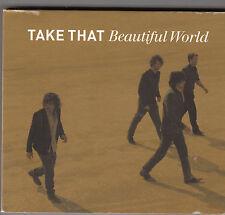 TAKE THAT - beautiful world CD + DVD