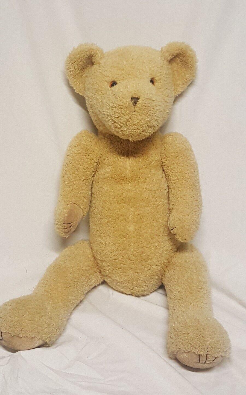 28  junmbo teddy bear plush stuffed animal tan