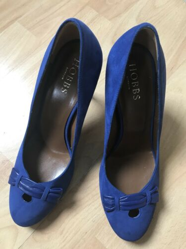 36 Gorgeous 3 Court Size Heeled True Blue Hobbs Shoe RqwAPa