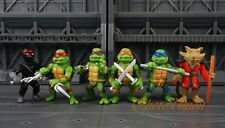 Tortenfigur Decoration Toy Modell Teenage Mutant Ninja Turtles Set 6 A617_ABCDEF