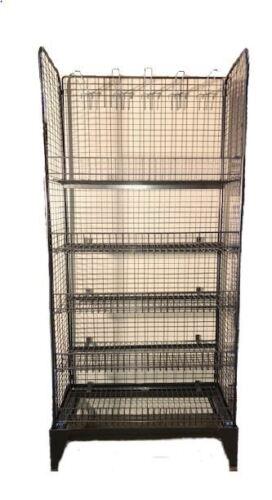 2 x Metallregal Regal Hauswirtschaftsraum Abstellraum Garage anthrazit NEU /& OVP
