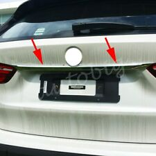 Brushed Bumper Protector Sill Trim Cover To Fit X1 2012-15
