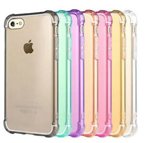 For-Apple-iPhone-7-Case-Silicone-Protective-Skin-TPU-Clear-Durable-Case-Cover