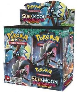 POKEMON TCG SUN MOON GUARDIANS RISING BOOSTER SEALED BOX ENGLISH IN STOCK /2629232