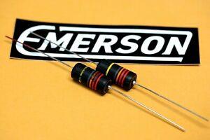 1-Emerson-Paper-in-Oil-Tone-Capacitors-0-022uf-300v-Bumblebee-2019-Classic