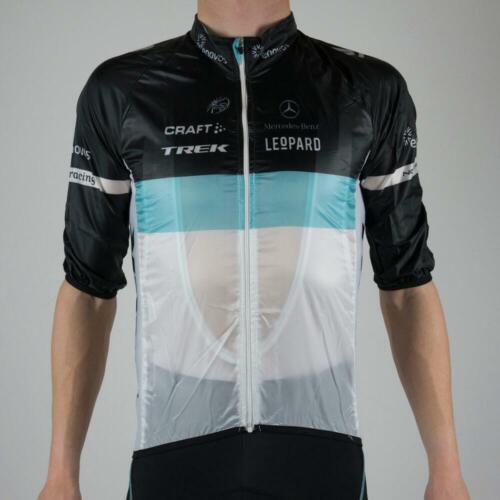 Original Team Leopard Trek Light Rain Jersey 3//4 Sleeve