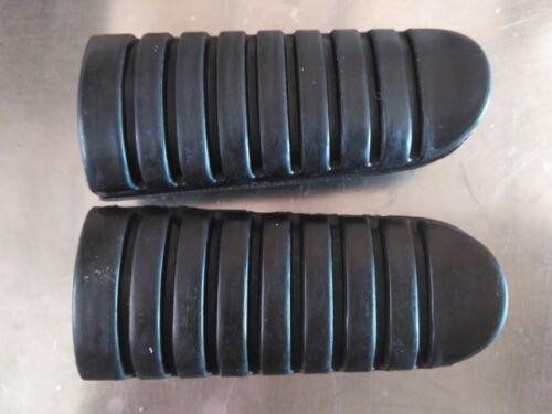 1 Paar Fussrasten Gummis Vorne 2004-2010 Suzuki DL 650 V-Strom