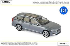 Volvo-V90-2016-de-Osmium-Grey-NOREV-NO-870066-Echelle-1-43