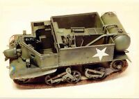 Resicast 1:35 Wasp Mk.iic Flame Carrier (late) Conversion (for Tamiya) 351220
