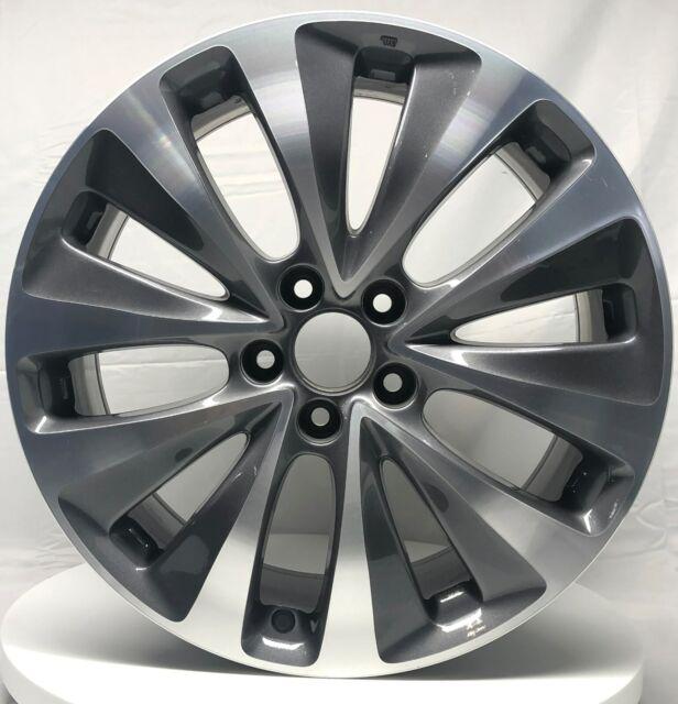 "19"" ACURA TSX Machined Charcoal 42700TZ5A11, 42700TZ5A12"