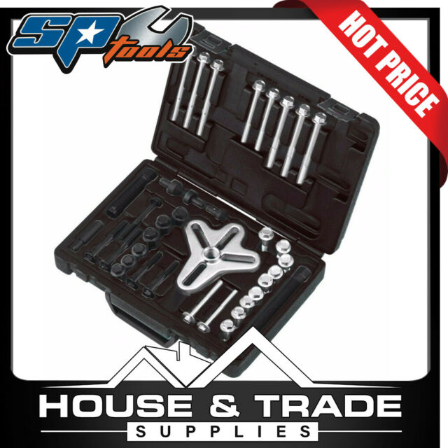 SP Tools Master Puller Set Harmonic Balancer Gear Puller SP67038