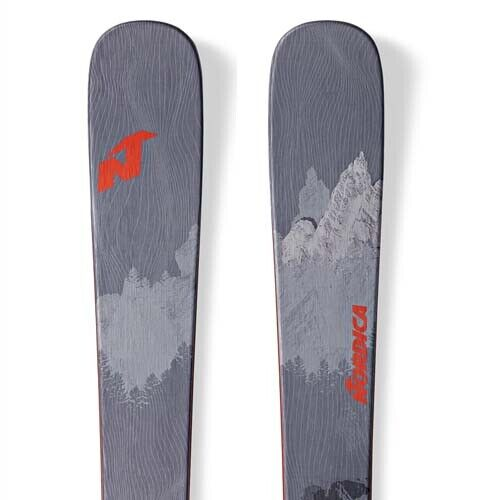 Nordica 2019 Enforcer 93 Skis (Without Bindings   Flat) NEW    169,177,185,193cm