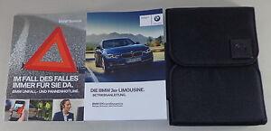 Manual-de-Instrucciones-Servicio-BMW-3er-318i-320i-Etc-Stand-2016